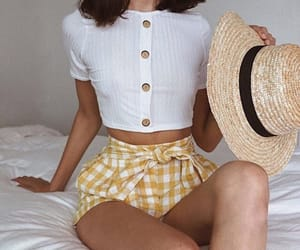 Chica, outfit, and vintage image