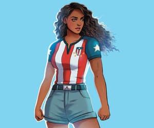 Marvel, Miss America, and kate bishop image