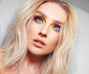 perrie edwards, little mix, and pride image