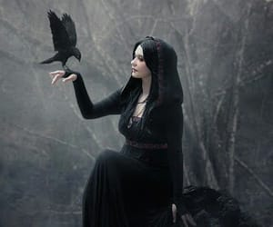 gothic, tumblr, and witch image