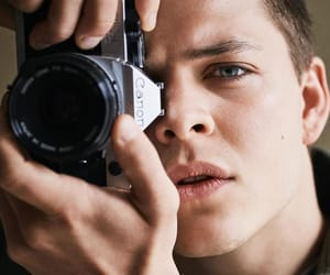 actor, alex høgh andersen, and photo image