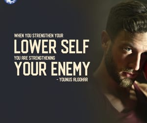 divine, ego, and enemy image