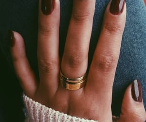 blue jeans, cold, and fingers image