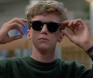 The Breakfast Club, 80s, and Anthony Michael Hall image
