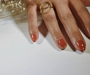 hand, jewelry, and nails image