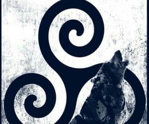 derek, teen wolf, and celta image