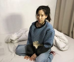 gg, korean, and taeyeon image