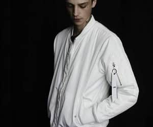 Ash Stymest, cute, and b&w image