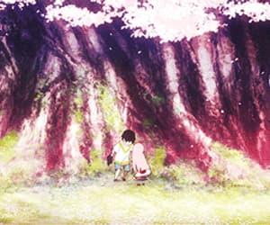 anime, asian, and gif image