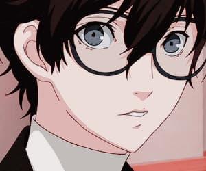 anime, gif, and persona 5 the animation image