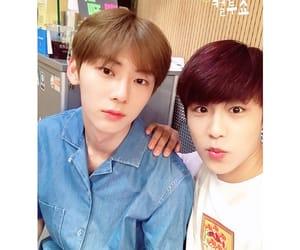 minhyun, wanna one, and hwang minhyun image