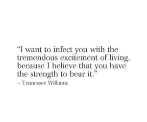 beautiful words, excitement, and living image