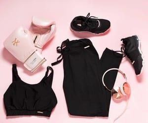 black, box, and girl image