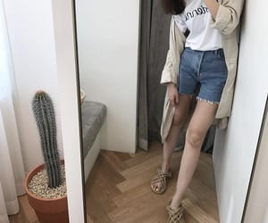 beige, cactus, and clothes image