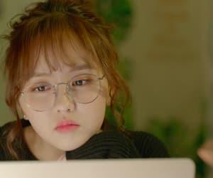 asian, kim so hyun, and korean actress image