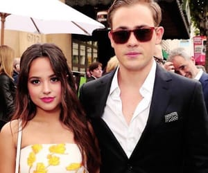 becky g and dacre montgomery image