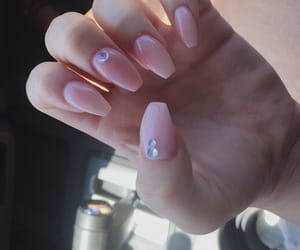beauty, nails, and cute image