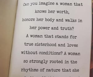 woman, imagine, and power image