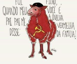comunismo, vermelho, and socialismo image