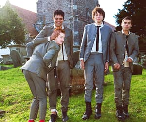 skins, will merrick, and alex arnold image