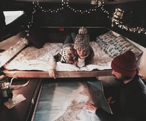 couple, goals, and map image