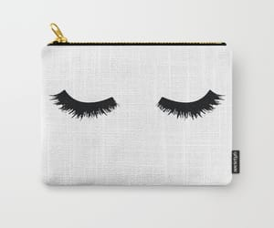 bags, gift, and makeup image