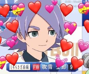 anime, inazuma eleven, and shirou fubuki image