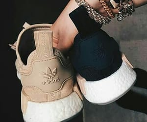 adidas, basket, and beige image