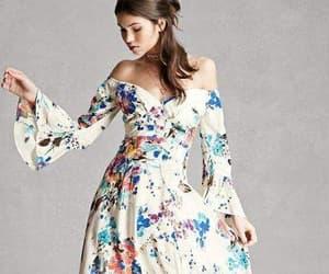 dress, fashion, and casual image