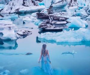 Laguna del glaciar, Islandia