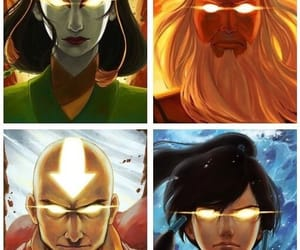 avatar, avatar the last airbender, and avatar state image