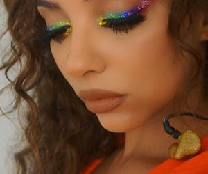little mix, jade thirlwall, and make up image