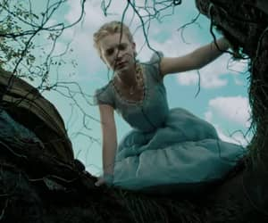alice in wonderland, Mia Wasikowska, and alice no pais das maravilhas image
