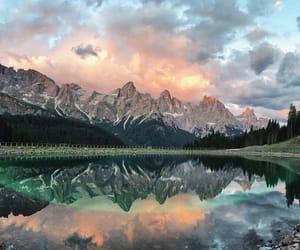 freedom, italy, and lake image