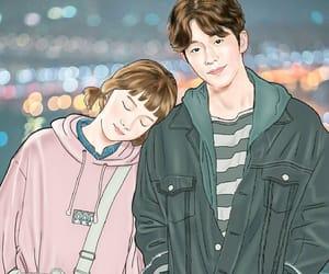 Korean Drama, bok joo, and kdrama image