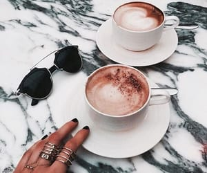 basic, cappuccino, and foodie image