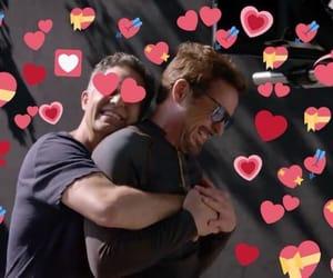 hearts, mark ruffalo, and Marvel image