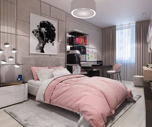 bedroom and style image