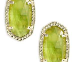 August, earrings, and fashion image