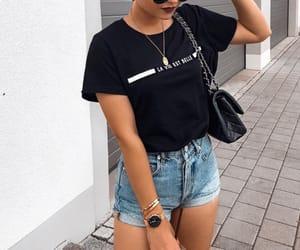 apparel, denim, and fashion image