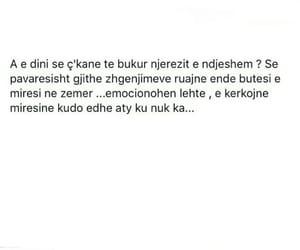 njerez, thenje, and shqip image