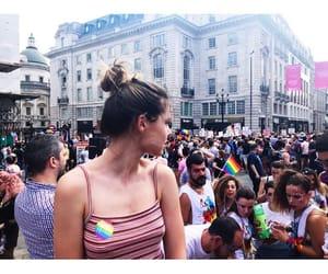 gay, gay pride, and youtube image