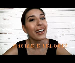 makeup, video, and bellezza image