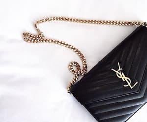 bag, classical, and fashion image