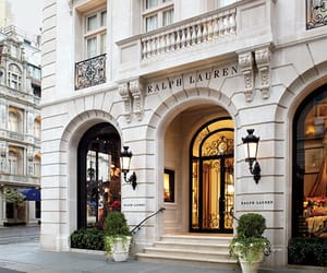 architecture, paris, and ralph lauren image