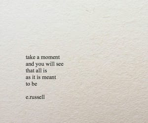 quotes, moment, and text image
