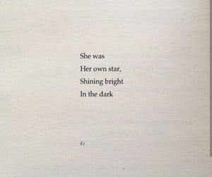 bright, quotes, and star image