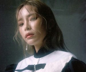 aesthetic, heize, and girl image