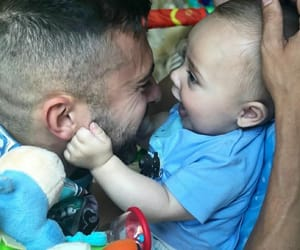 baby, jordi alba, and love image