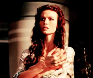 pretty, troy, and andromache image
